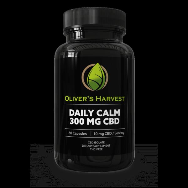 Oliver's Harvest Daily Calm Supplement 1 Oliver's Harvest