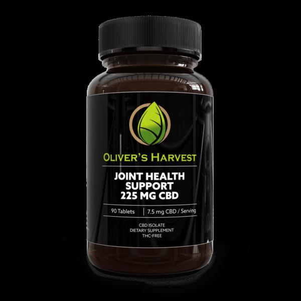 Oliver's Harvest Joint Health Support Tablets 1 Oliver's Harvest