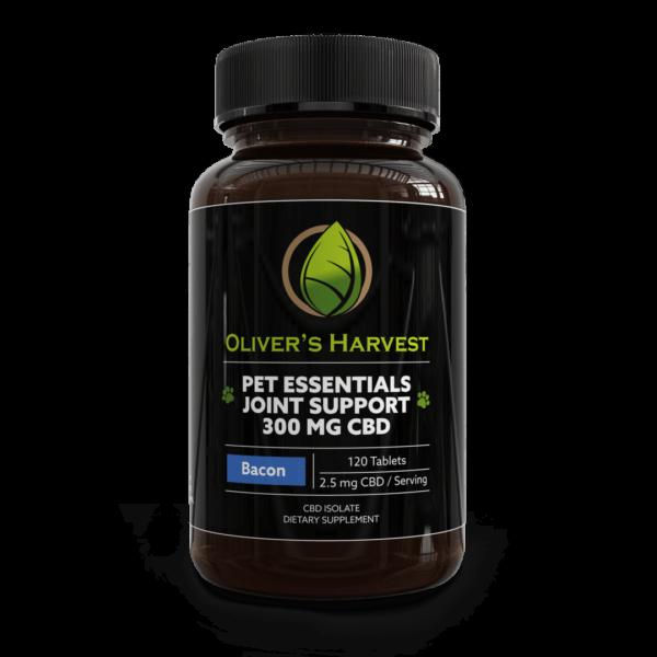Pet Essentials CBD Joint Support 1 Oliver's Harvest