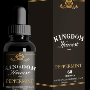 Kingdom Harvest Full Spectrum Natural CBD Oil 1 Oliver's Harvest