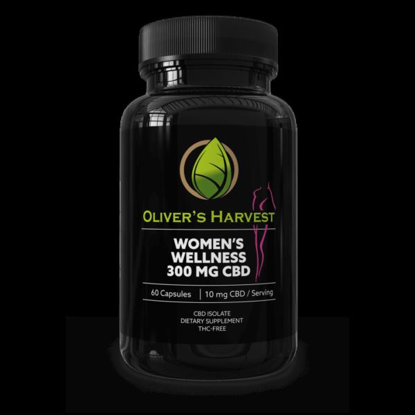 Oliver's Harvest Women's Wellness Supplement 1 Oliver's Harvest