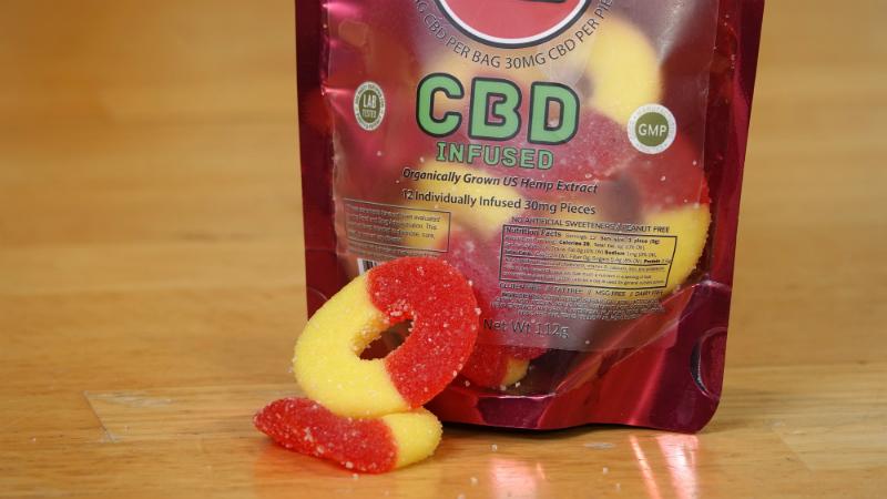 CBD-infused