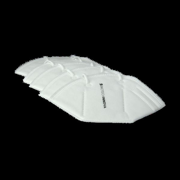 KN95 Particulate Respirator Protective Mask (5 Pack) 1 Oliver's Harvest
