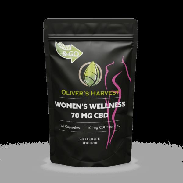 GRAB & GO Women's Wellness Capsules 1 Oliver`s Harvest