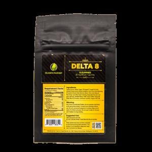 Delta 8 Gummies 2 Oliver`s Harvest