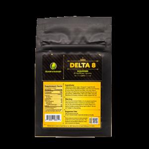 Delta 8 Gummies 1 Oliver's Harvest