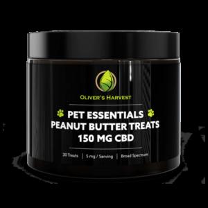 Sample - Peanut Butter Dog Treats (3-Pack) 1 Oliver`s Harvest