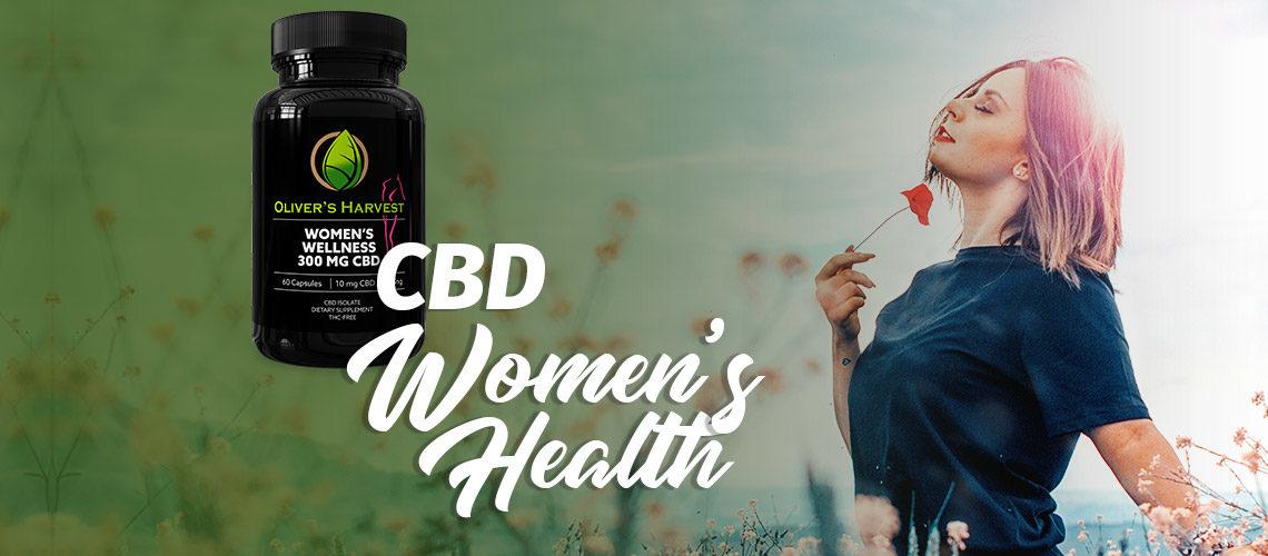 cbd women's health