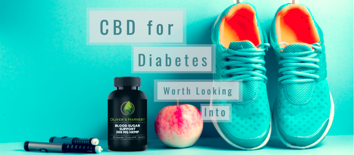 CBD for Diabetes Worth Looking Into